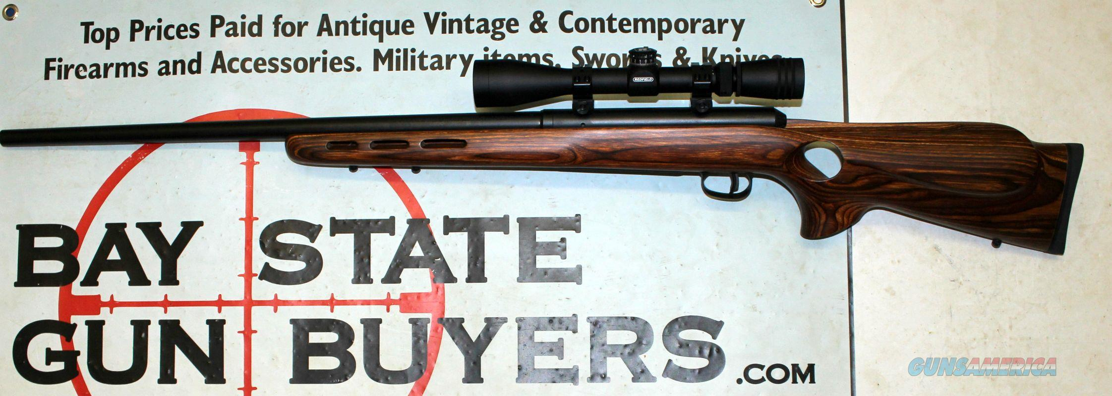 Savage Model 25 bolt action rifle .223 Rem LIGHTWEIGHT edition REDFIELD 3-9x40 SCOPE  Guns > Rifles > Savage Rifles > 25