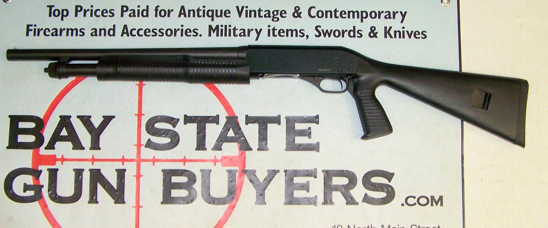 Stevens Model 320 pump action shotgun 12 guage HOME DEFENSE  Guns > Shotguns > Stevens Shotguns