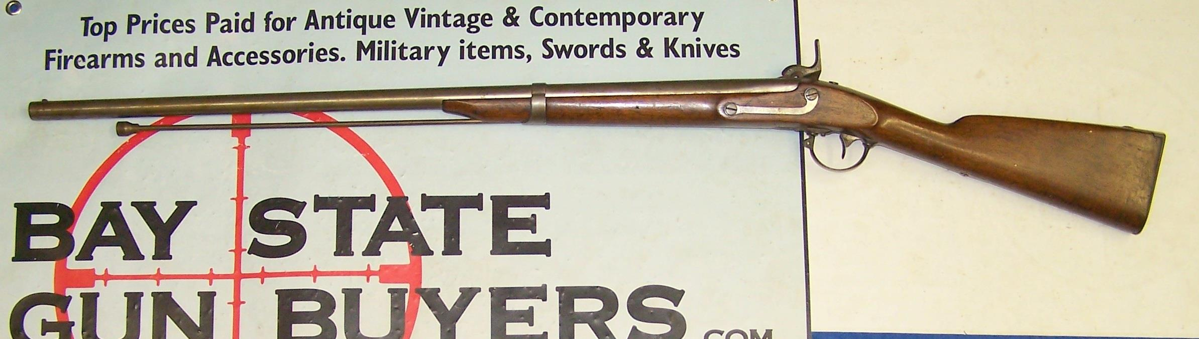 "US MODEL 1841 HARPERS FERRY ""MISSISSIPPI RIFLE"" .71 cal PRE CIVIL WAR  Guns > Rifles > Military Misc. Rifles US > Pre-1900"