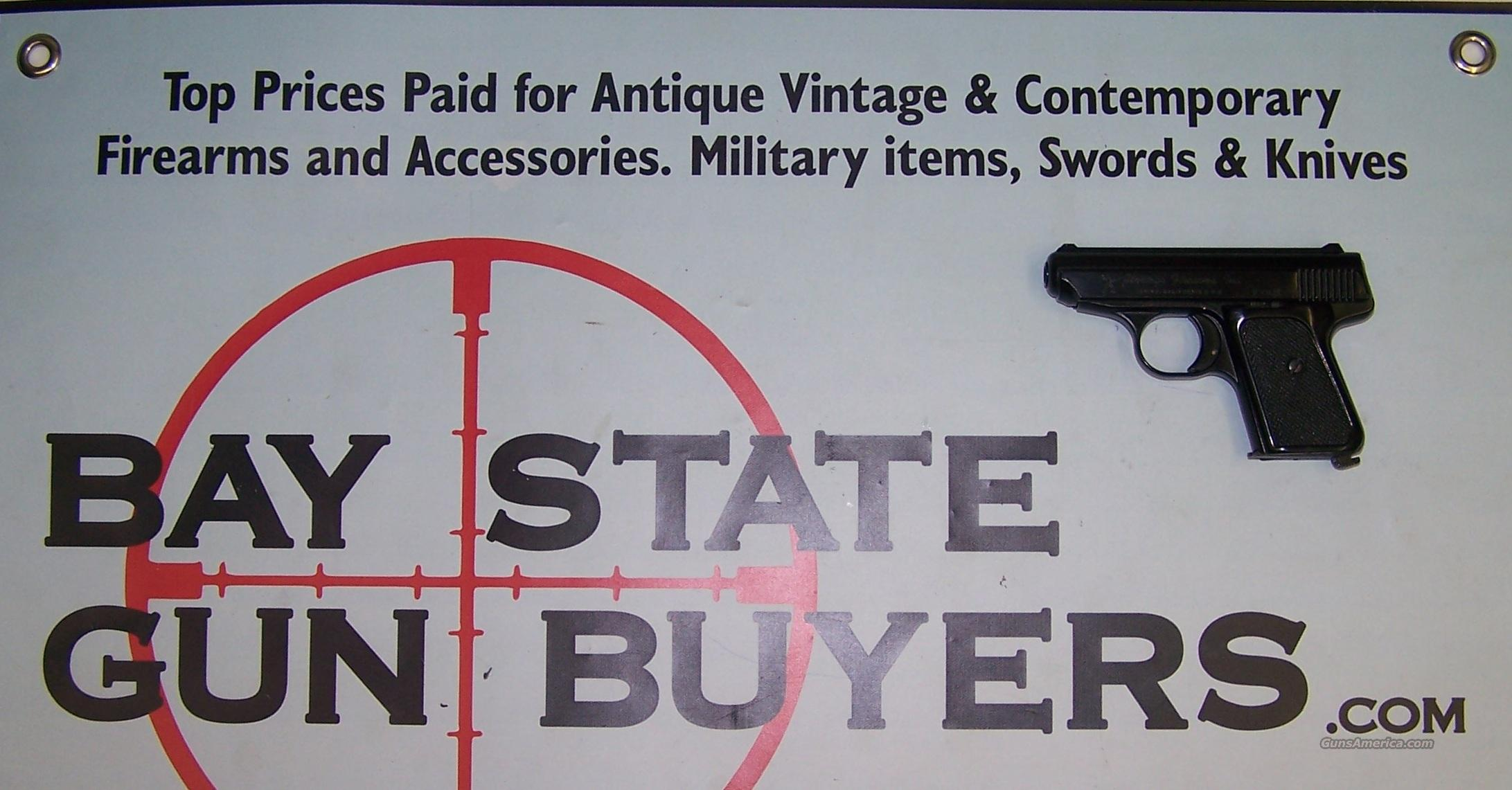 Jennings J-22 Semi-auto .22LR pistol LIKE NEW IN ORIGINAL BOX  Guns > Pistols > Jennings Pistols