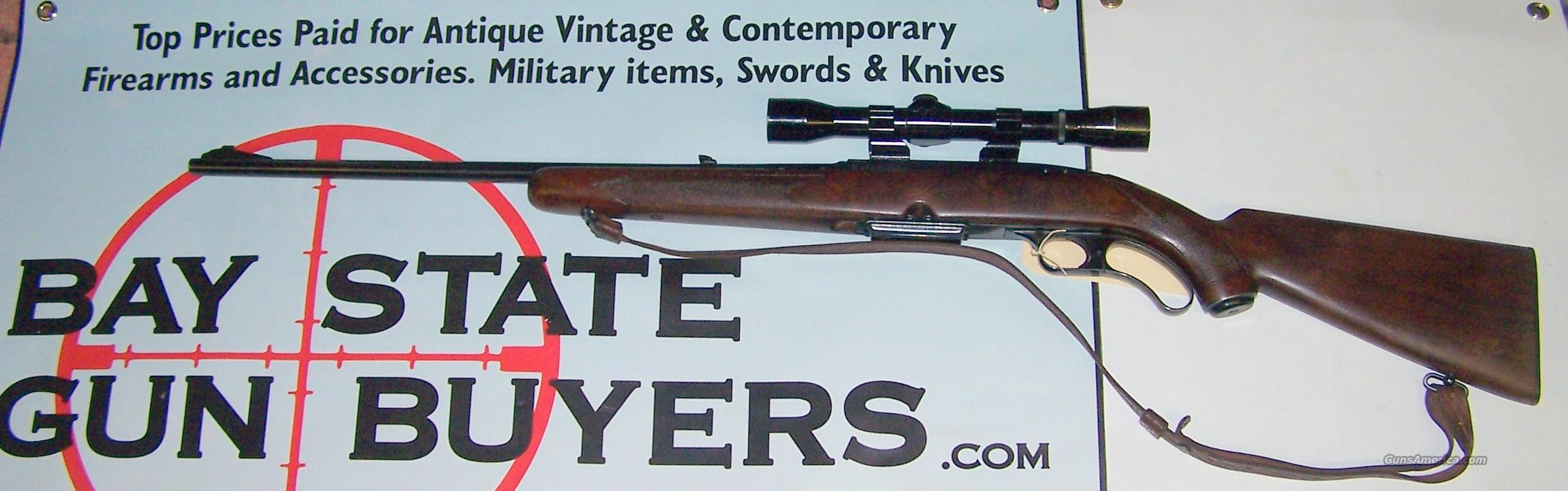 Winchester Model 88 .308 Win (1st Yr. Production 1955) LOW SN#  Guns > Rifles > Winchester Rifles - Modern Lever > Other Lever > Pre-64