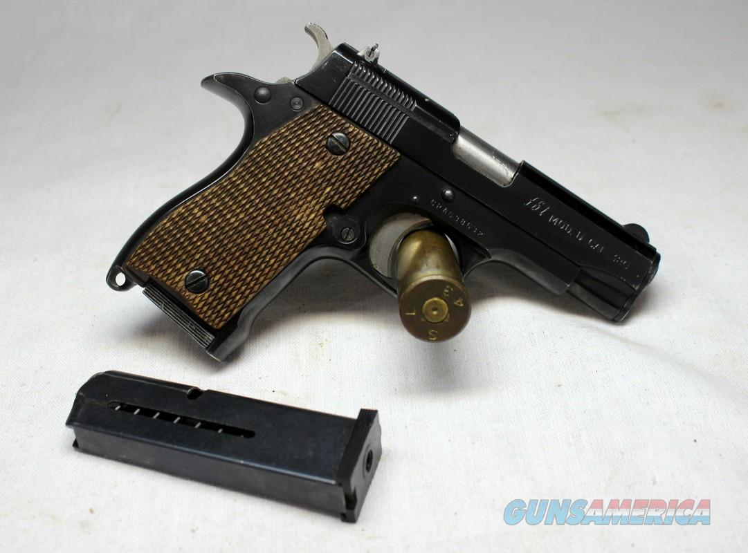 Firearms International (F.I.) Model D semi-automatic pistol ~ .380acp ~ (2) Mags ~ 1911 Style CONCEALED CARRY  Guns > Pistols > 1911 Pistol Copies (non-Colt)