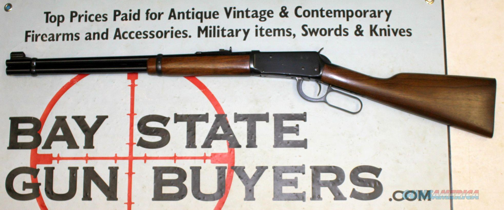 PRE-64 Winchester Model 94 lever action carbine rifle 32 Win Spl. -  1961 manufacture  Guns > Rifles > Winchester Rifles - Modern Lever > Model 94 > Pre-64