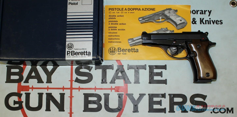 Beretta cheetah print Owners Manual