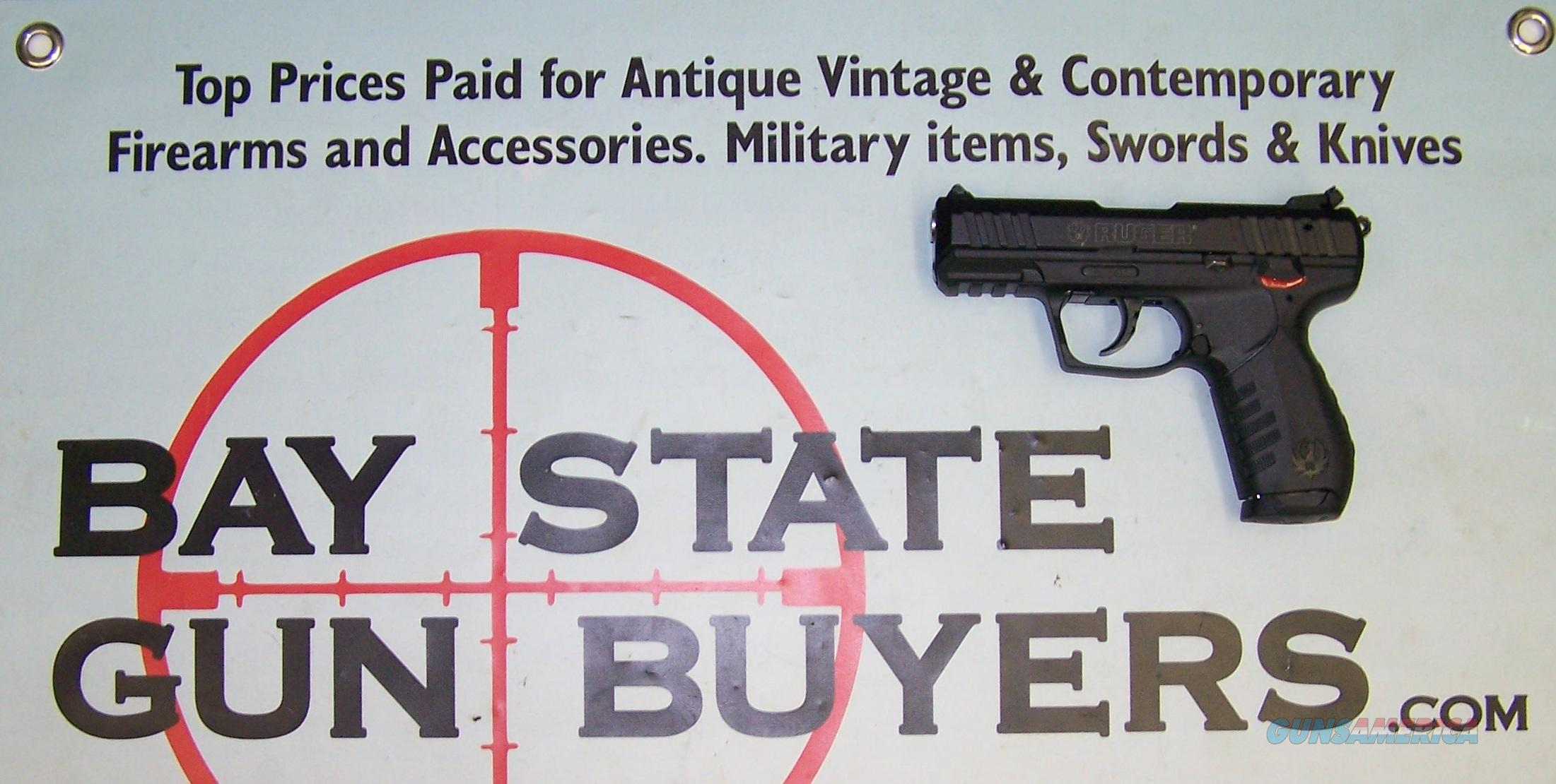 Ruger SR 22 PB .22 LR in ORIGINAL BOX w manual EXTRA MAGAZINE  Guns > Pistols > Ruger Semi-Auto Pistols > SR9 & SR40