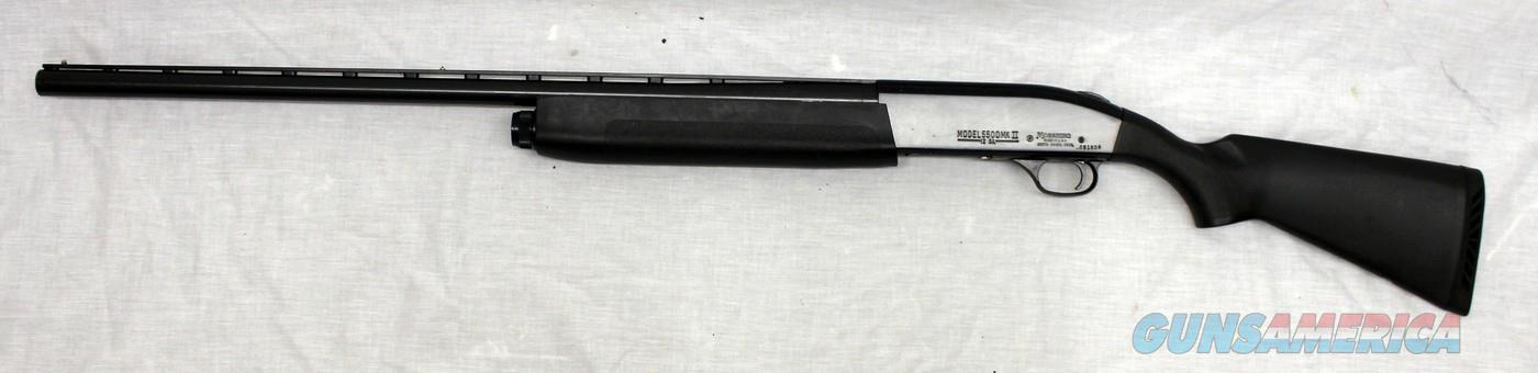 Mossberg Model 5500 MK II semi-automatic shotun ~ 12 Ga. ~ GREAT SHOOTER  Guns > Shotguns > Mossberg Shotguns > Autoloaders