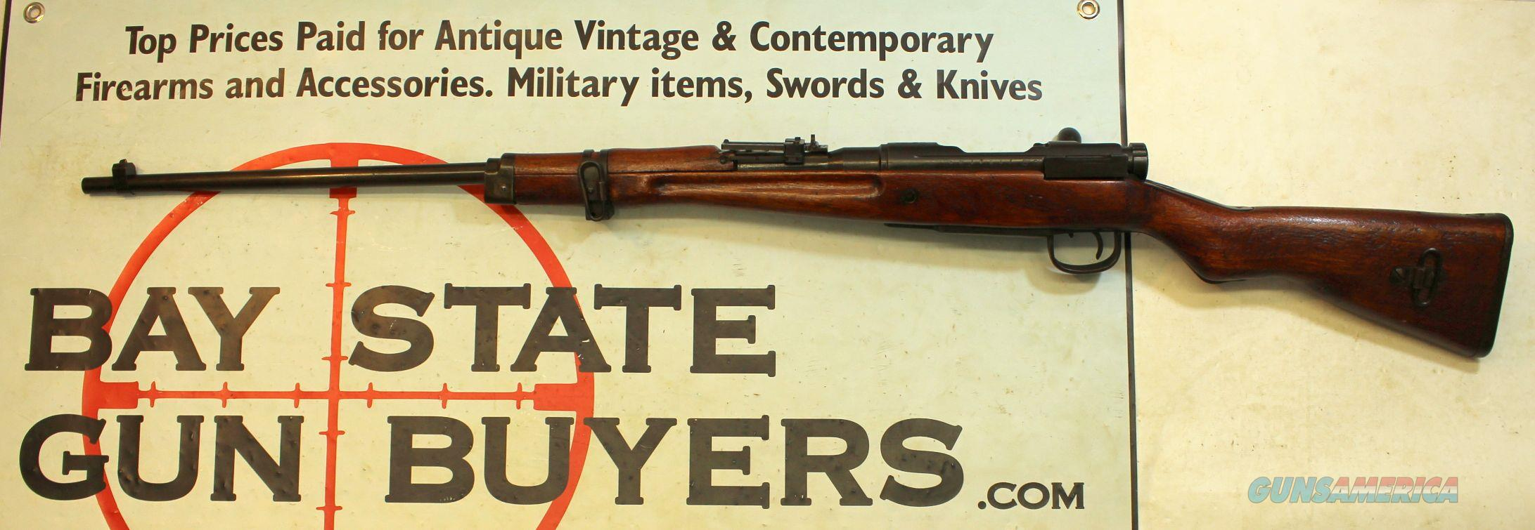 Japanese ARISAKA Type 99 bolt action rifle 7.7mm SPORTERIZED - EXCELLENT SHOOTER!  Guns > Rifles > Military Misc. Rifles Non-US > Other