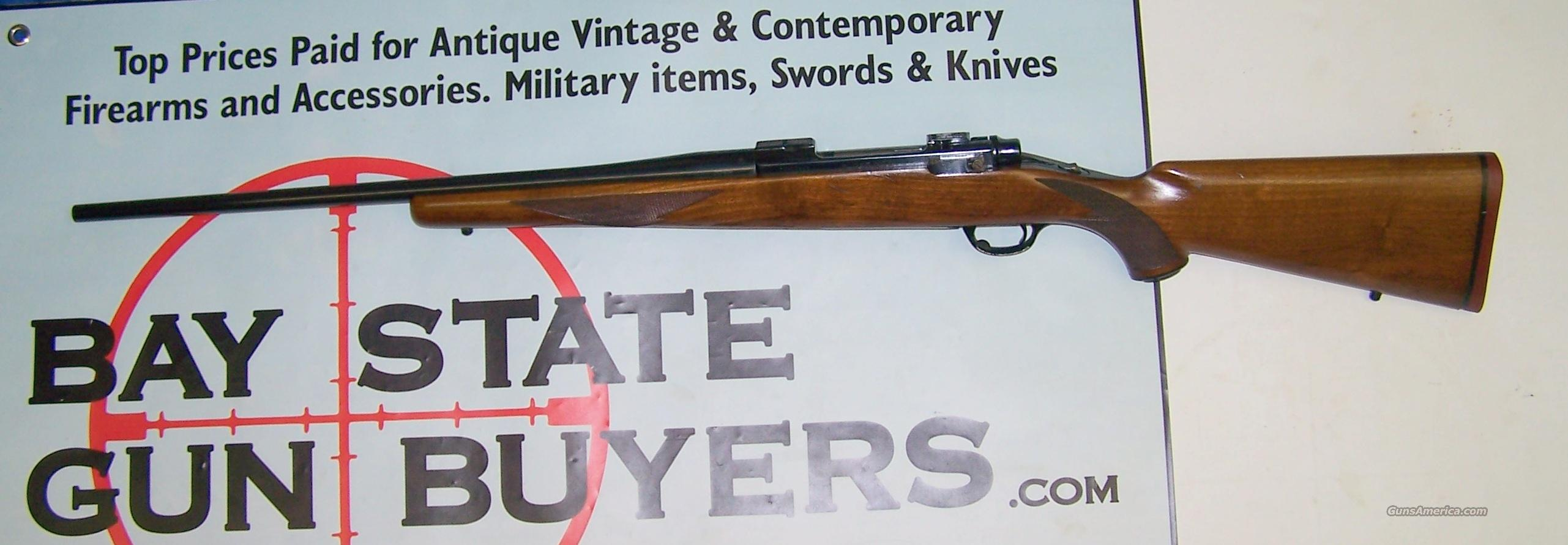 Ruger Model M77 Bolt Action Rifle - .270 Win - Ultra Vision Scope  Guns > Rifles > Ruger Rifles > American
