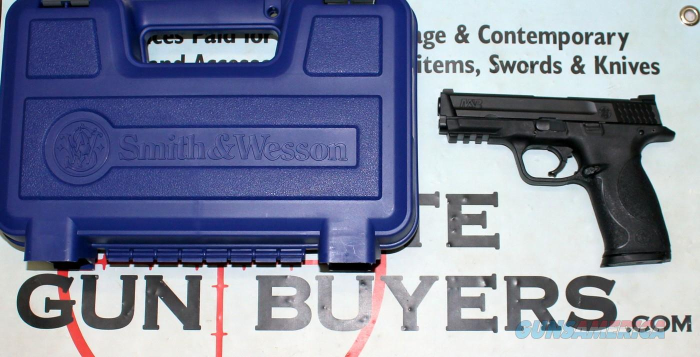 Smith & Wesson M&P 9 semi-auto Pistol ~ 9mm ~ BOX AND PAPERS & APEX TRIGGER  Guns > Pistols > Smith & Wesson Pistols - Autos > Polymer Frame