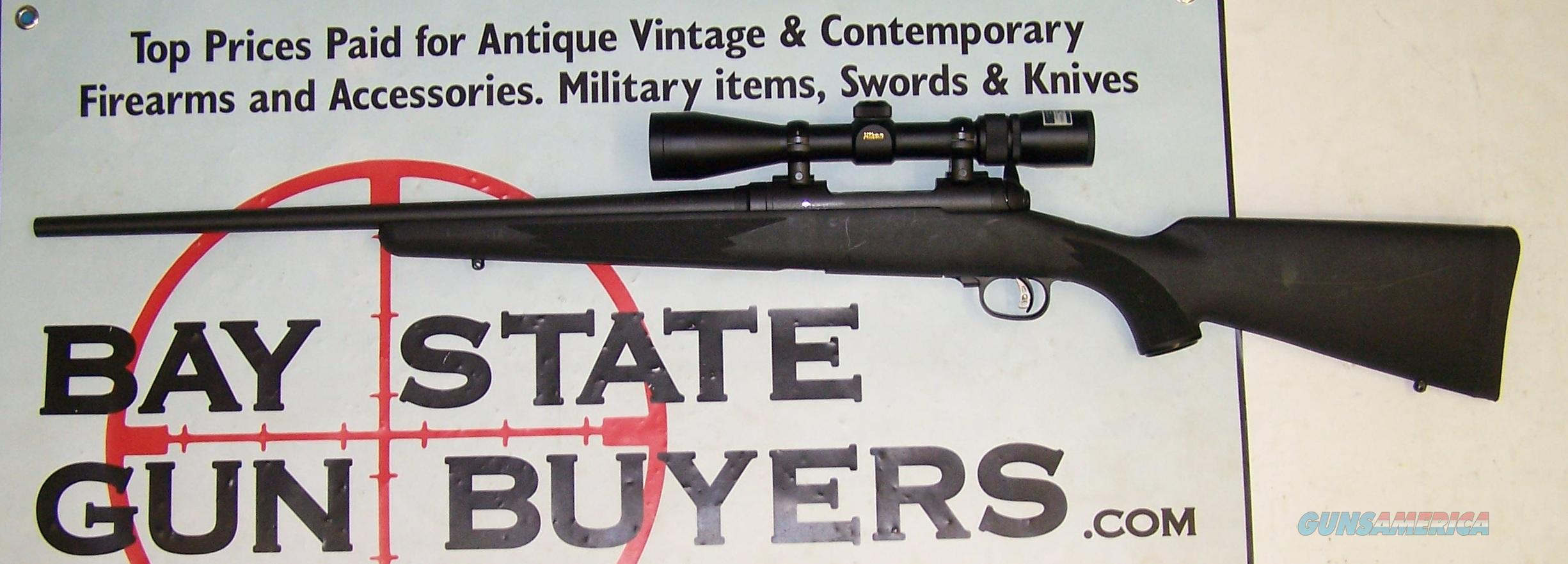 Savage Model 11 bolt action rifle .243 Win synthetic stock  Guns > Rifles > Savage Rifles > Accutrigger Models > Sporting