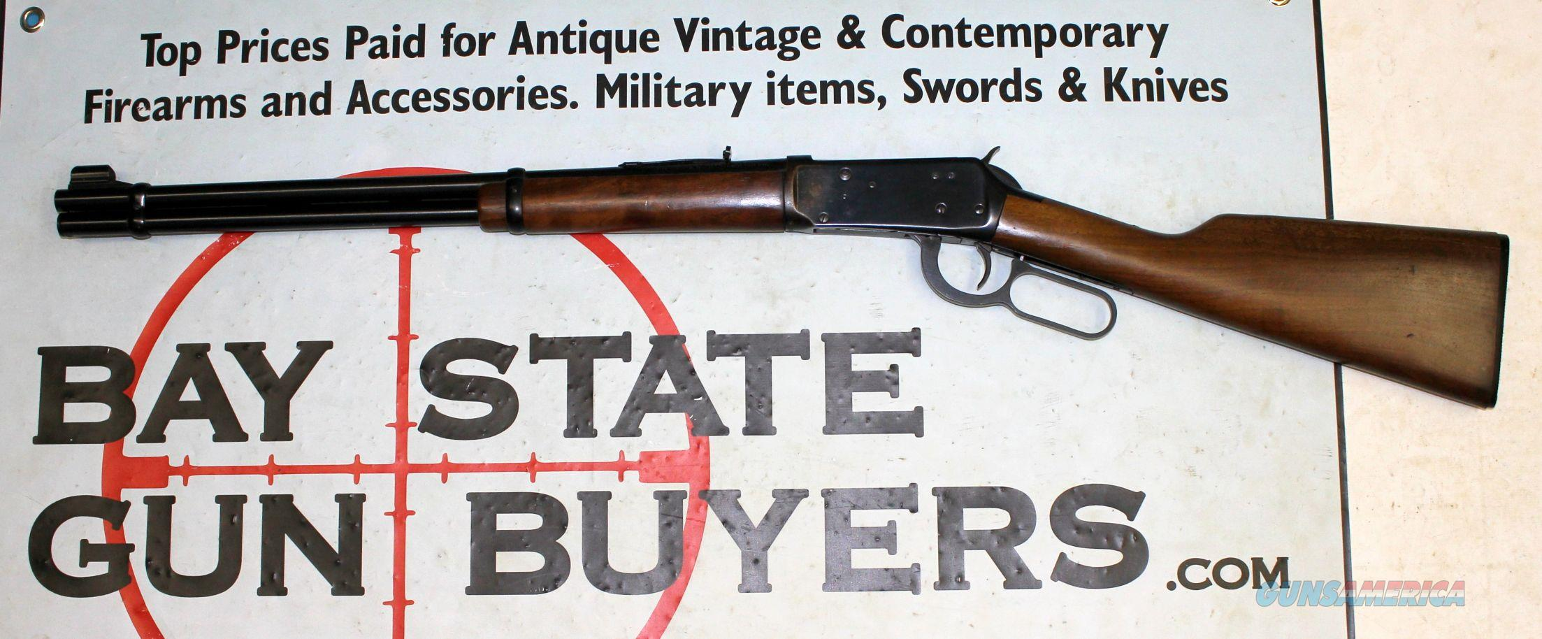 Winchester Model 94 lever action rifle 30-30 Win 1972 manufacture  Guns > Rifles > Winchester Rifles - Modern Lever > Model 94 > Post-64