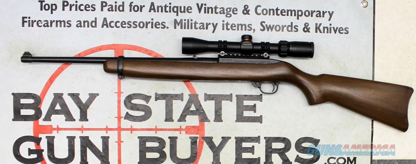 Ruger Model 10/22 semi-automatic rifle ~ .22LR ~ 1972 Mfg  Guns > Rifles > Ruger Rifles > 10-22