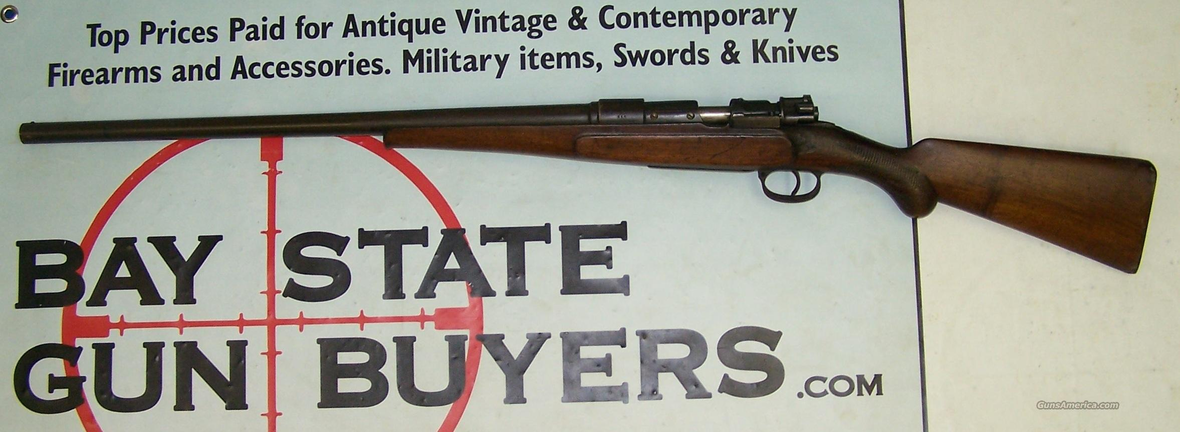 German Made REMO Bolt Action Shotgun 12 ga. MAUSER ACTION  Guns > Shotguns > R Misc Shotguns