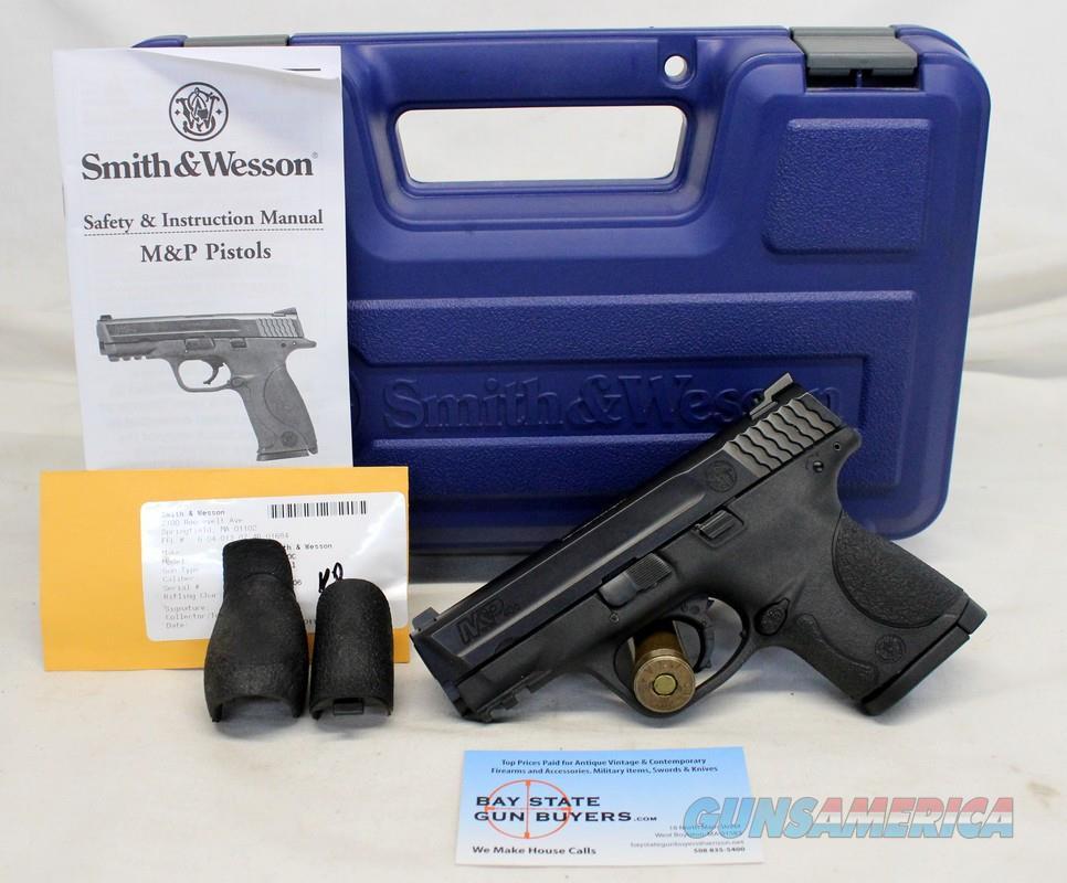Smith & Wesson M&P 40c Semi-automatic Pistol ~ Box & Manual ~ Excellent CONCEAL CARRY Option  Guns > Pistols > Smith & Wesson Pistols - Autos > Shield