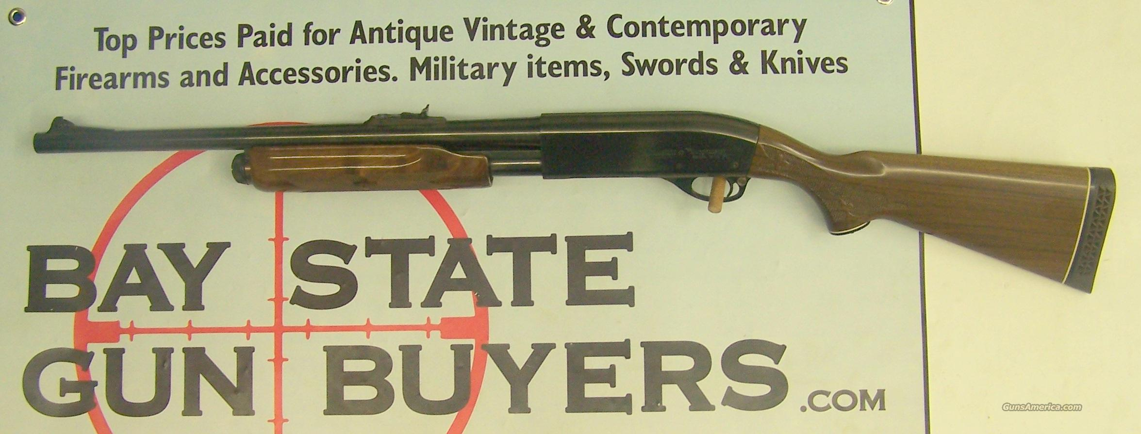 Remington Model 870 Wingmaster pump shotgun 12 Gauge   Guns > Shotguns > Remington Shotguns  > Pump > Hunting