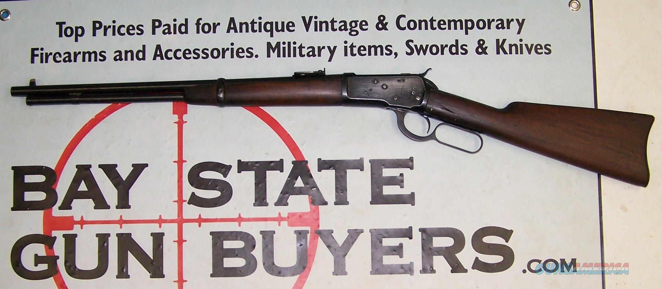 Winchester Model 1892 Lever Action Rifle 32 W.C.F. SADDLE RING CARBINE  Guns > Rifles > Winchester Rifles - Modern Lever > Other Lever > Pre-64