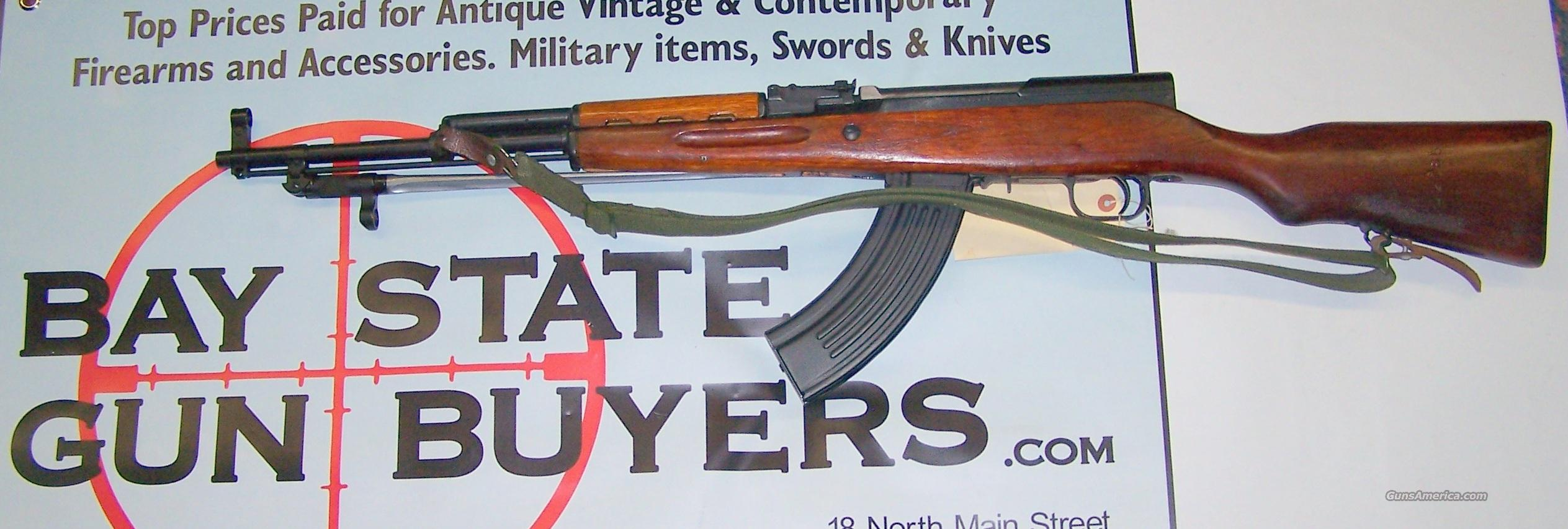 SKS by Norinco. 5 matching #s, 2 Mag, Bayonette  Guns > Rifles > SKS Rifles