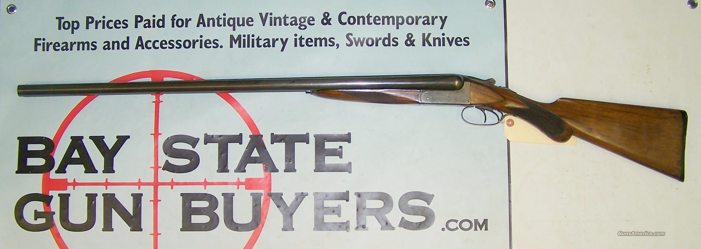 Remington Model 1894 AE Grade SxS Shotgun 12 gauge ORDNANCE BARRELS  Guns > Shotguns > Remington Shotguns  > Side x Side Pre-1899