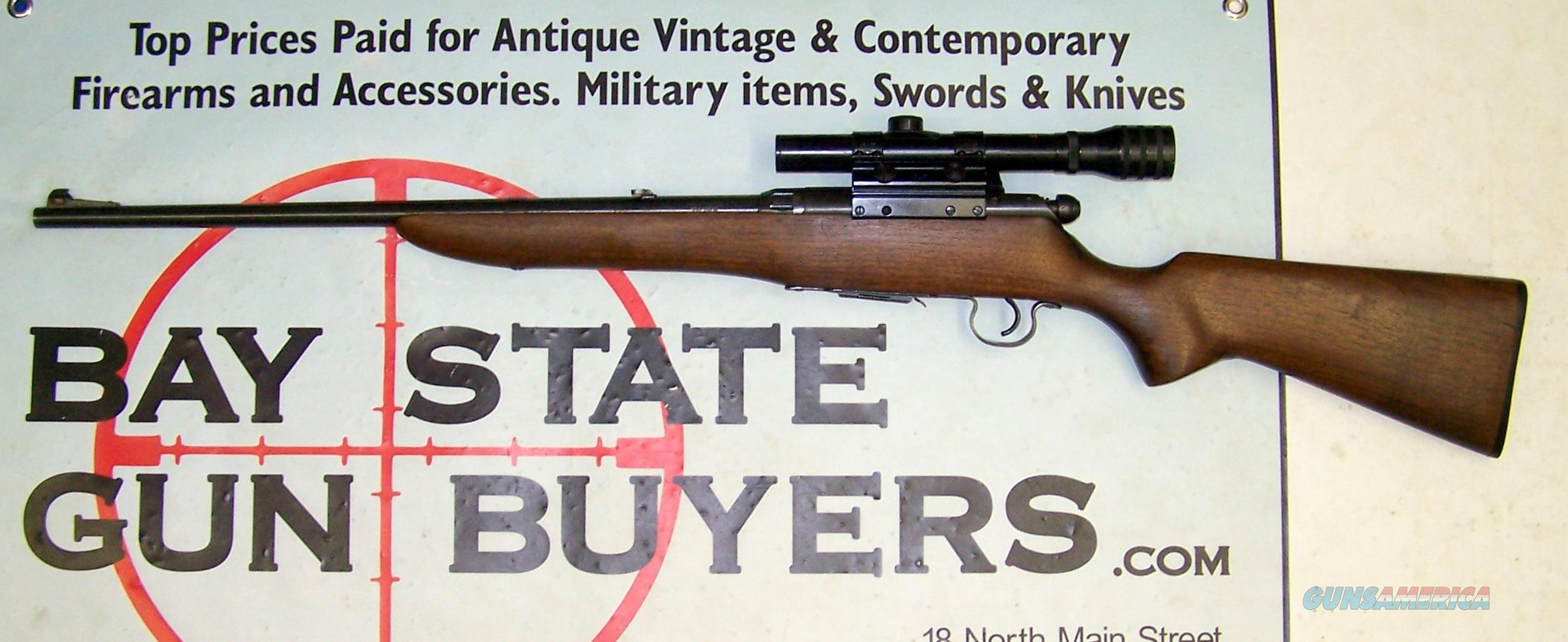 Savage Model 23D Sporter bolt action rifle - SCARCE SAVAGE SCOPE  Guns > Rifles > Savage Rifles > Standard Bolt Action > Sporting