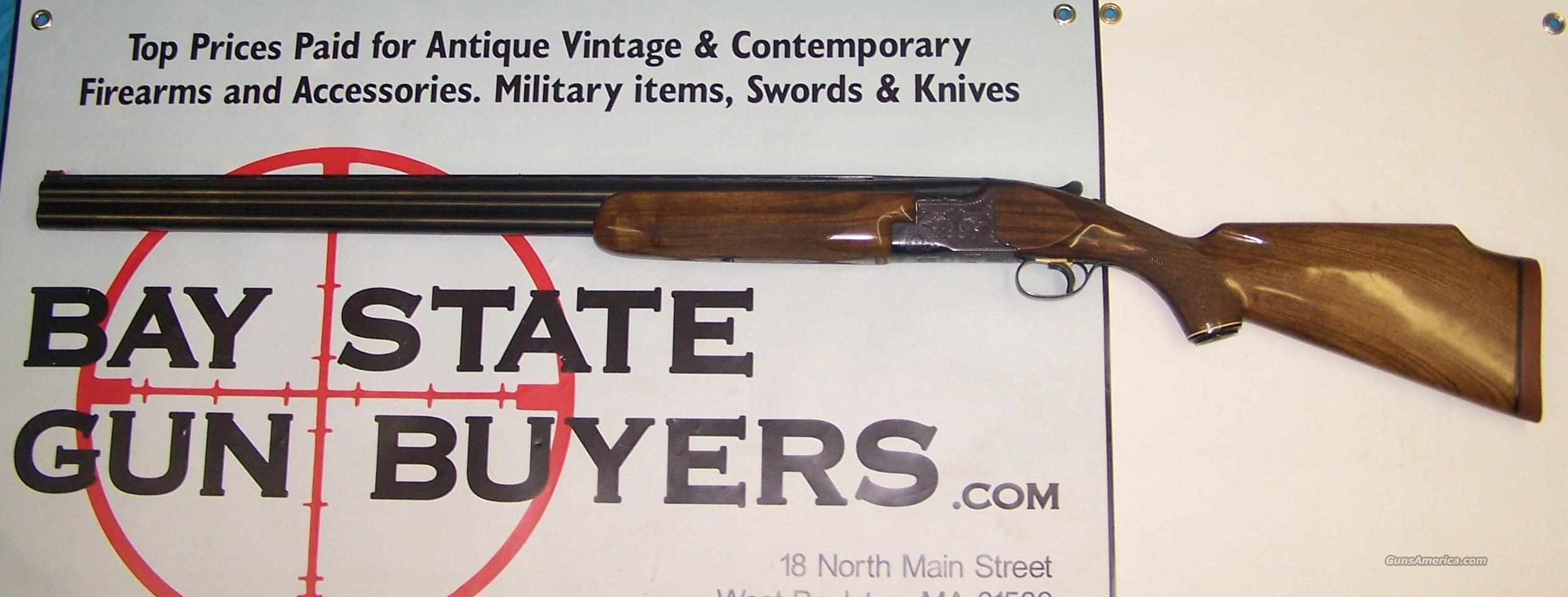 "Charles Daly MIROKU 30"" O/U Superior Grade Shotgun 12 Gauge  Guns > Shotguns > Charles Daly Shotguns > Over/Under"