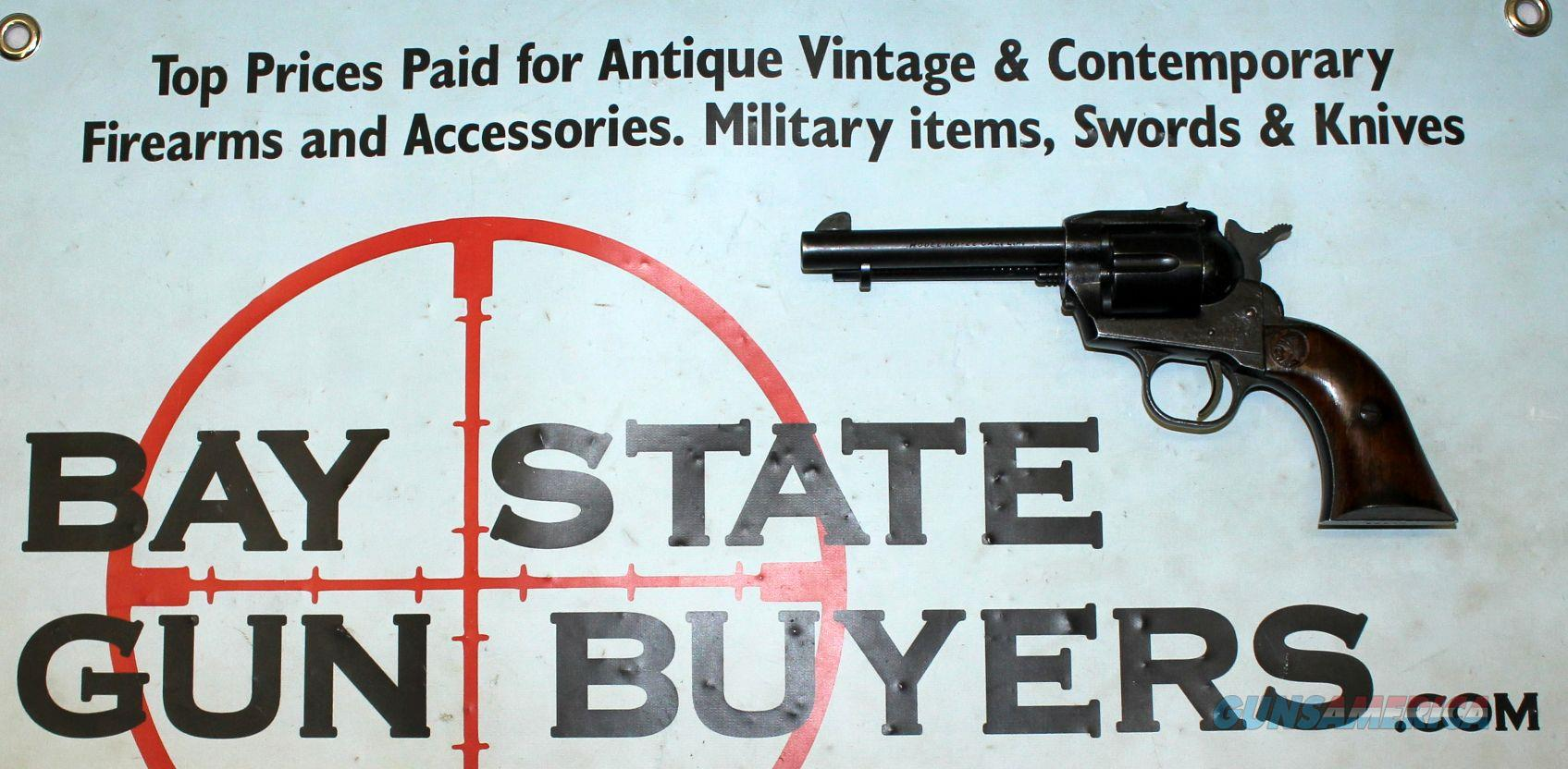 Savage Model 101 Single Shot Pistol / Revolver .22LR - SCARCE 1960's GUN  Guns > Pistols > Savage Pistols