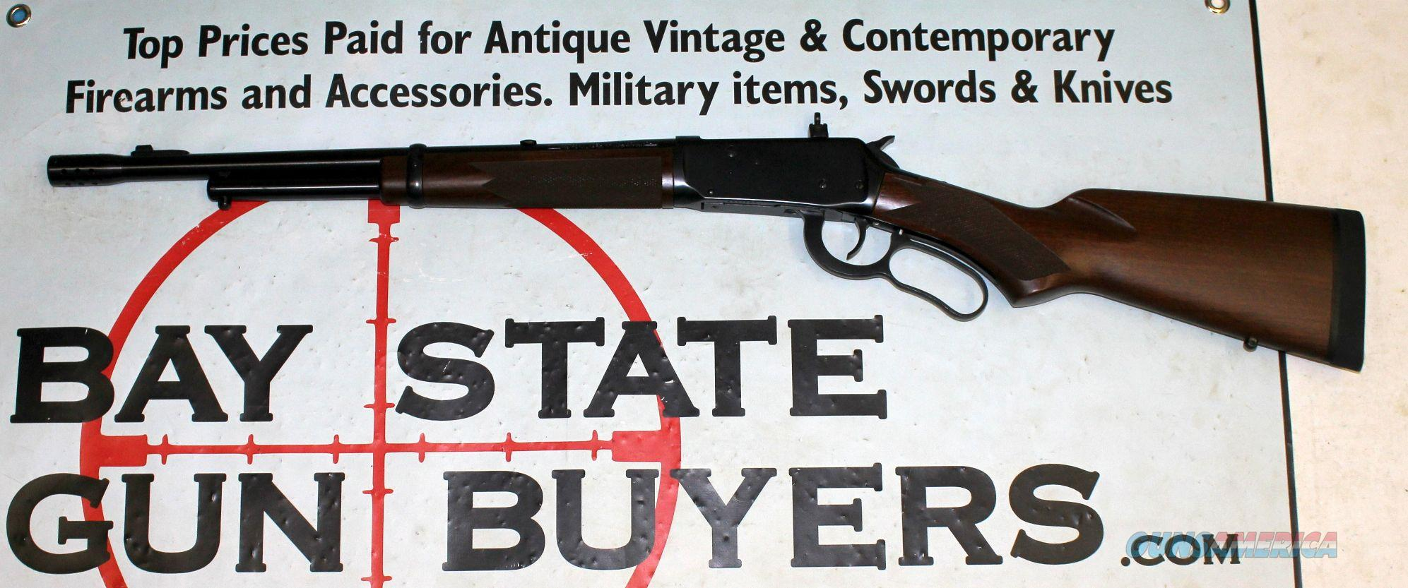 "Winchester Model 94 Lever Action Rifle .450 Marlin Caliber PORTED bbl 18""  Guns > Rifles > Winchester Rifles - Modern Lever > Model 94 > Post-64"