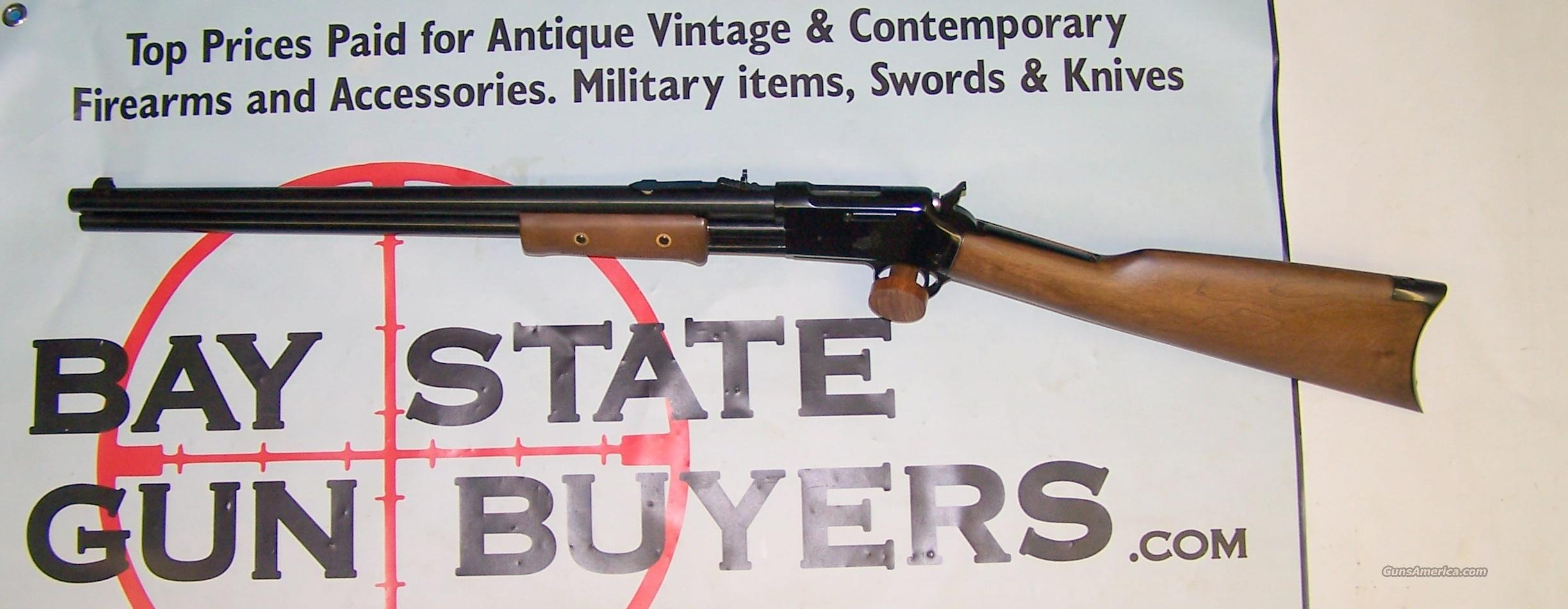 American Western Arms LIGHTNING Pump Action CARBINE Rifle 44-40 cal. LIKE NEW   Guns > Rifles > American Western Arms (AWA) Rifles