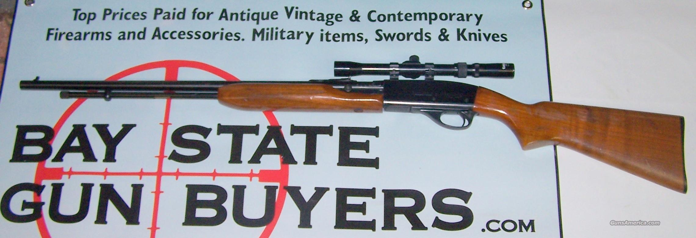 Remington Model 552 Speedmaster. .22/ Scope  Guns > Rifles > Remington Rifles - Modern > .22 Rimfire Models