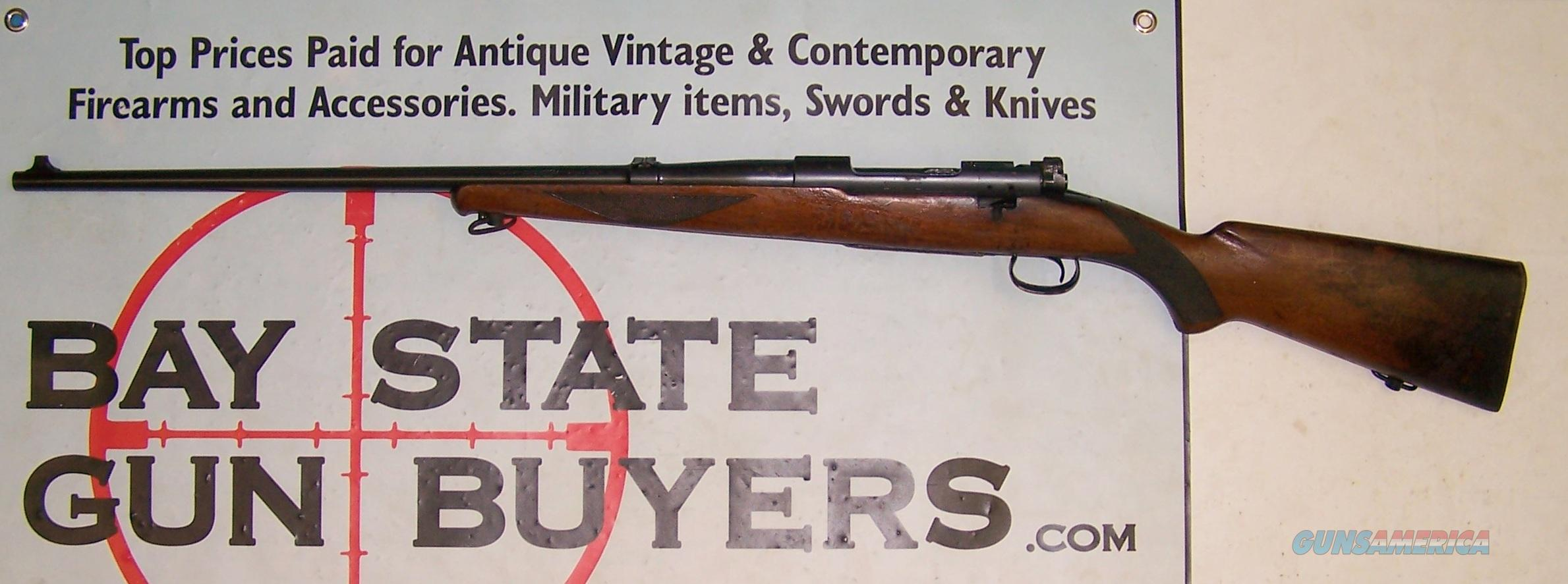 FIRST YEAR PRODCTION Winchester Model 54 rifle .270 WCF  (1925 mfg.)   Guns > Rifles > Winchester Rifles - Modern Bolt/Auto/Single > Other Bolt Action