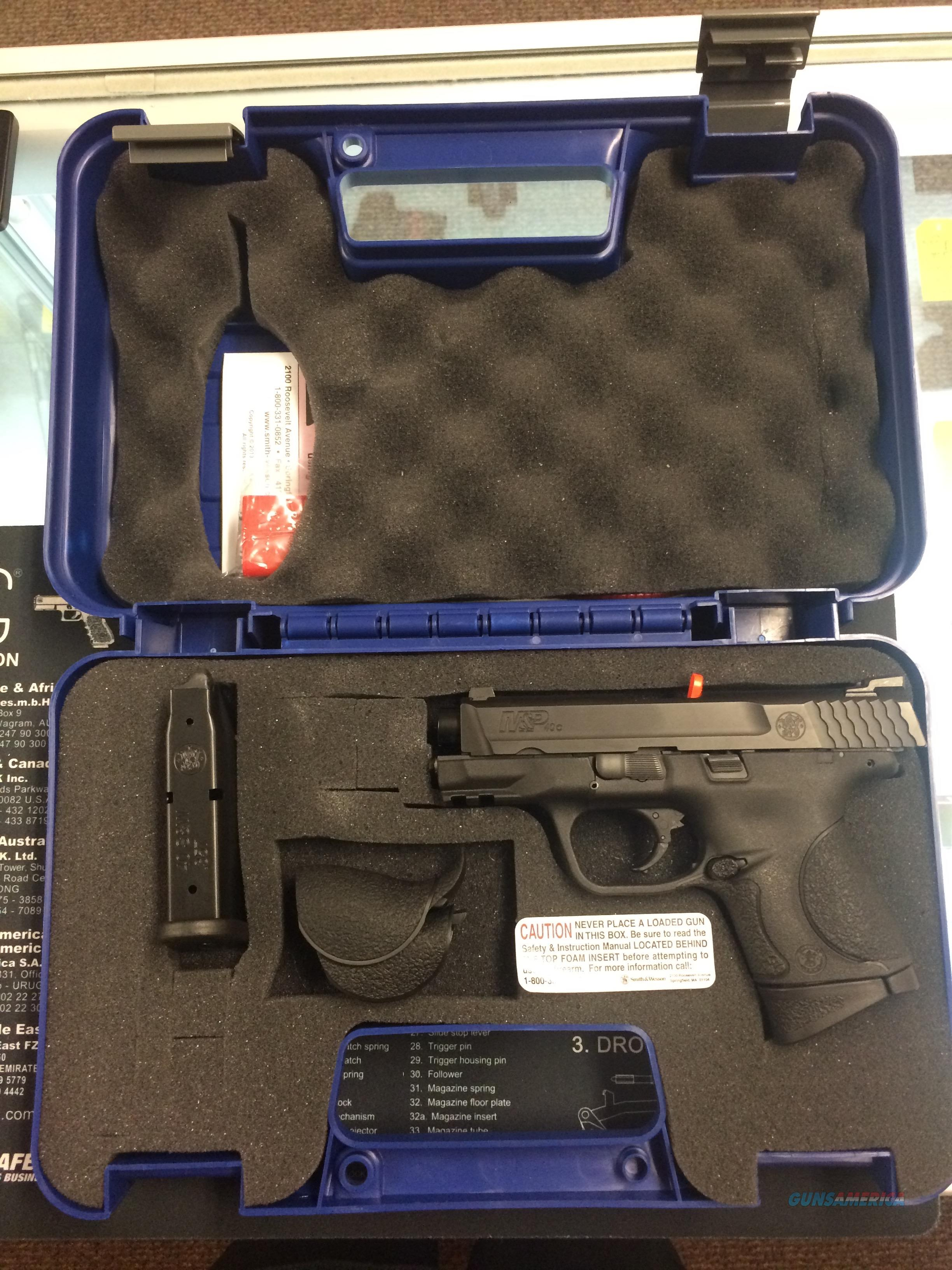 "NEW S&W 109303 M&P Compact 40S&W 3.5"" 10+1 FREE SHIP! NO FEES!  Guns > Pistols > Smith & Wesson Pistols - Autos > Polymer Frame"