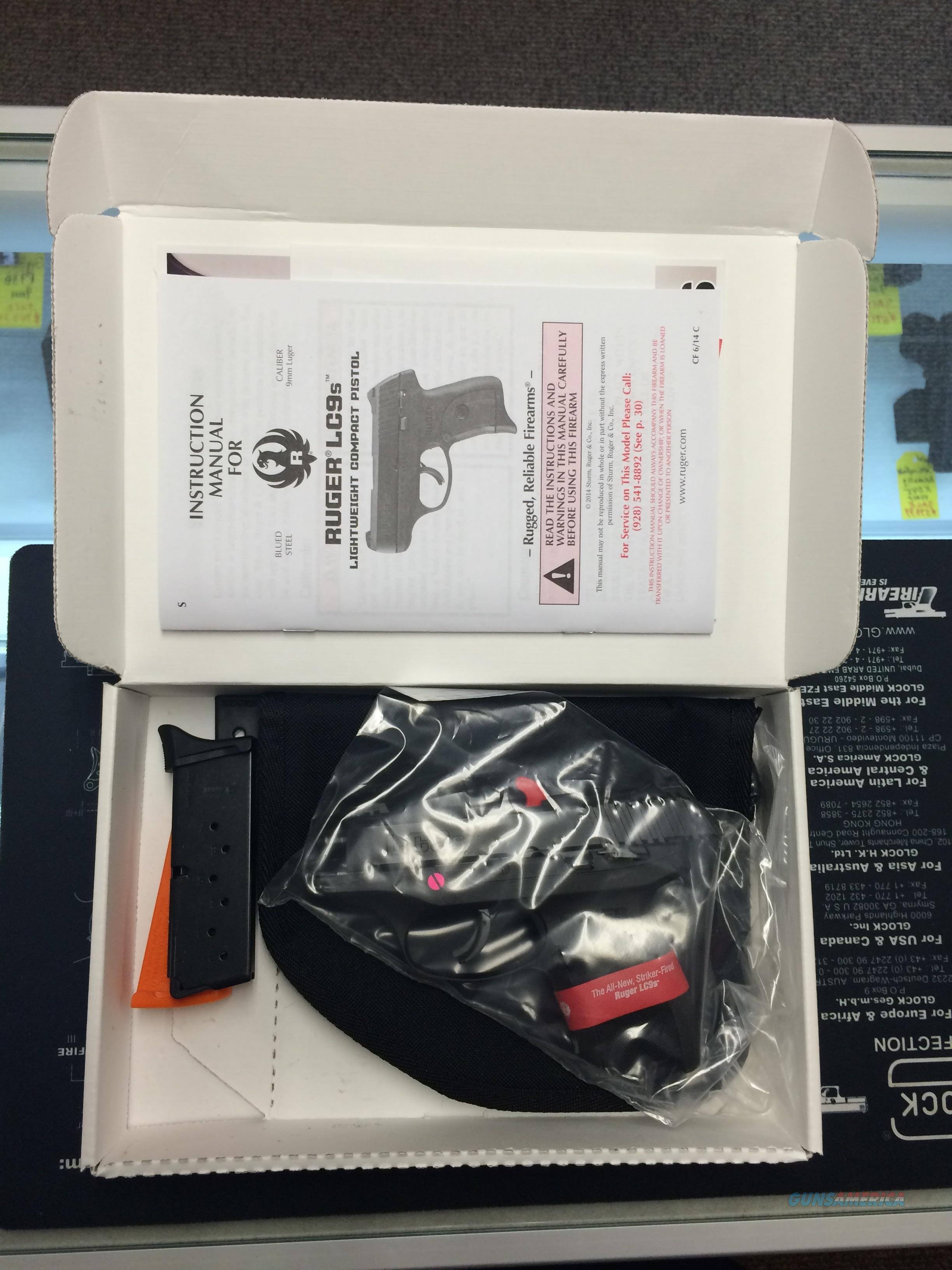 Brand new Ruger LC9S 3235 FREE SHIP NO FEES!  Guns > Pistols > Ruger Semi-Auto Pistols > LC9