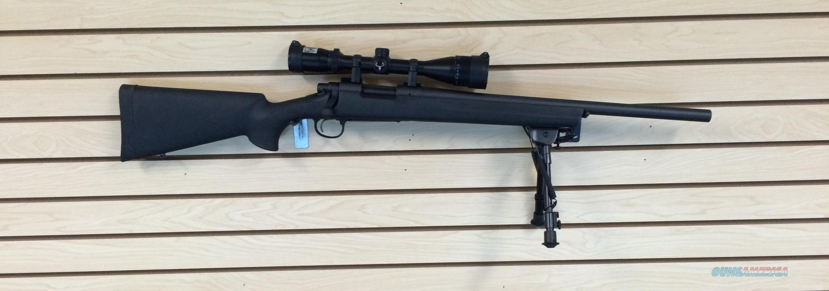 USED REMINGTON 700 TACTICAL 308W SCOPE BIPOD FREE SHIPPING!   Guns > Rifles > Remington Rifles - Modern > Model 700 > Tactical