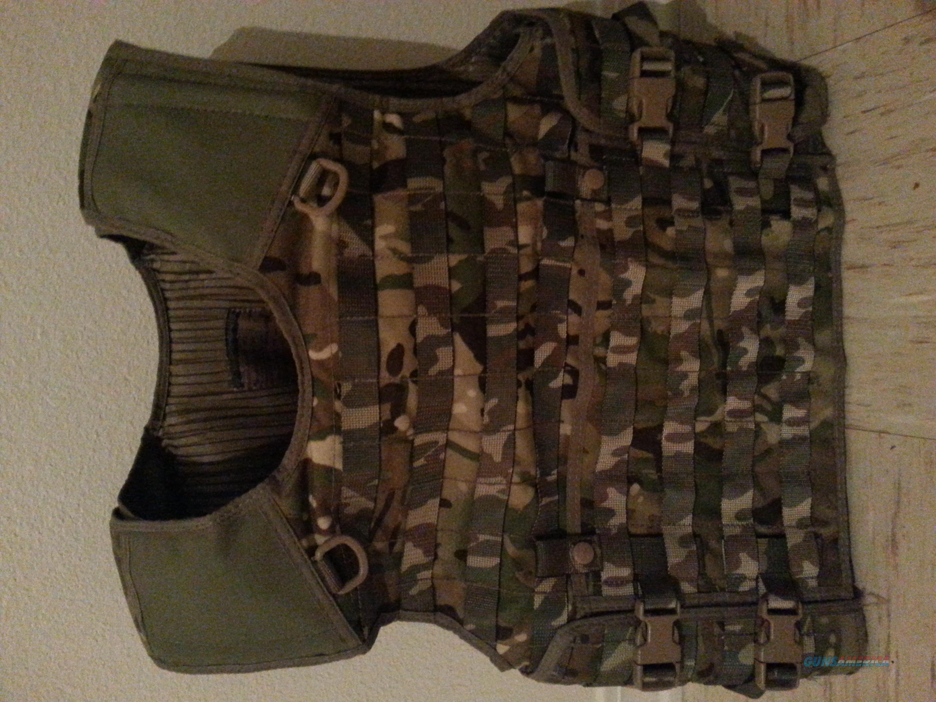 Multicam Level 3A Assault Armor  Non-Guns > Tactical Equipment/Vests