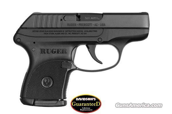 Ruger LCP380 PST B 6RD   Guns > Pistols > Ruger Semi-Auto Pistols > LCP