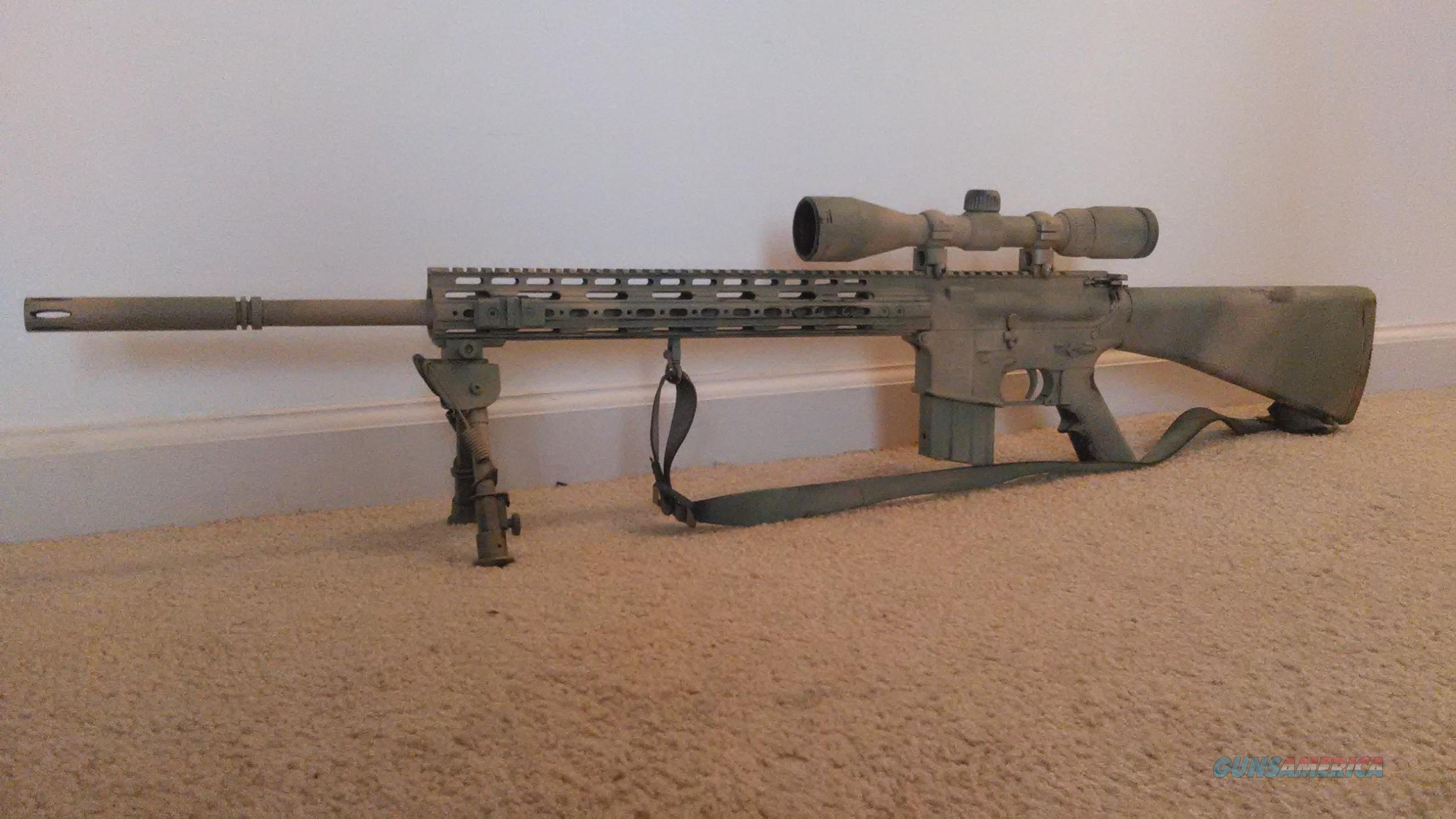AR Varmint Rifle  Guns > Rifles > AR-15 Rifles - Small Manufacturers > Complete Rifle