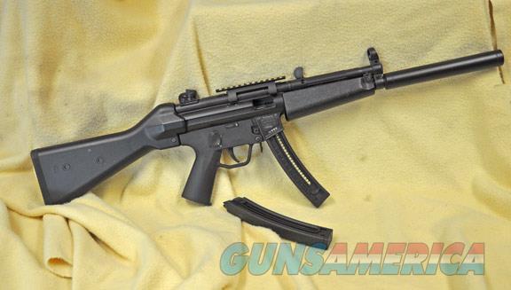 GSG-5 semi-auto in .22 LR  Guns > Rifles > American Tactical Imports Rifles