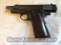 Colt Commander Model 1991A1  Guns > Pistols > Colt Automatic Pistols (1911 & Var)