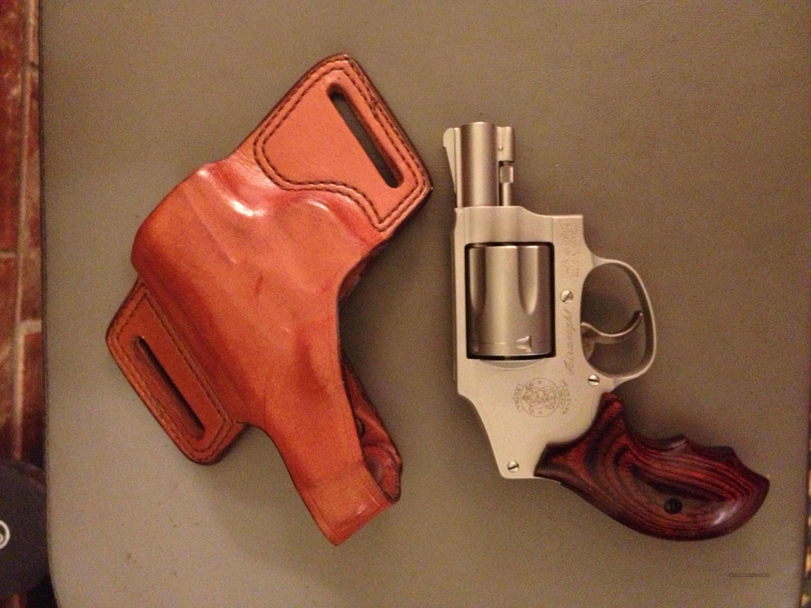 Smith & Wesson Airweight SPL +P  Guns > Pistols > Smith & Wesson Revolvers > Pocket Pistols