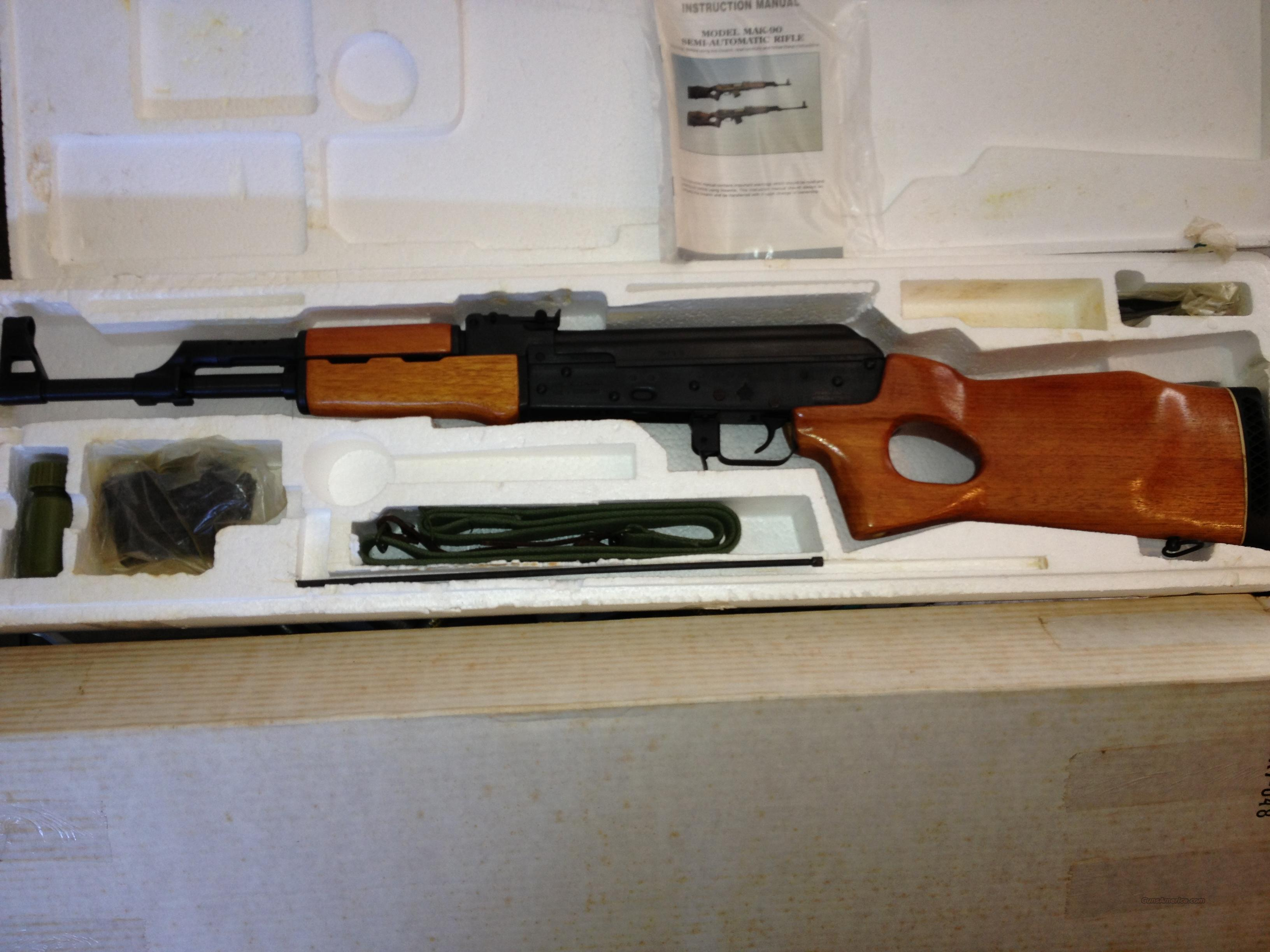 New In-Box  Guns > Rifles > AK-47 Rifles (and copies) > Full Stock