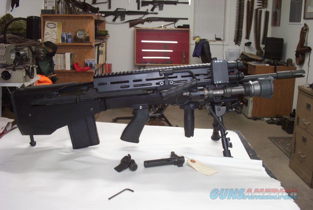 M1A BullPup Rifle Springfield Armory Short Rifle Bulldog 7.62mm  Guns > Rifles > Springfield Armory Rifles > M1A/M14