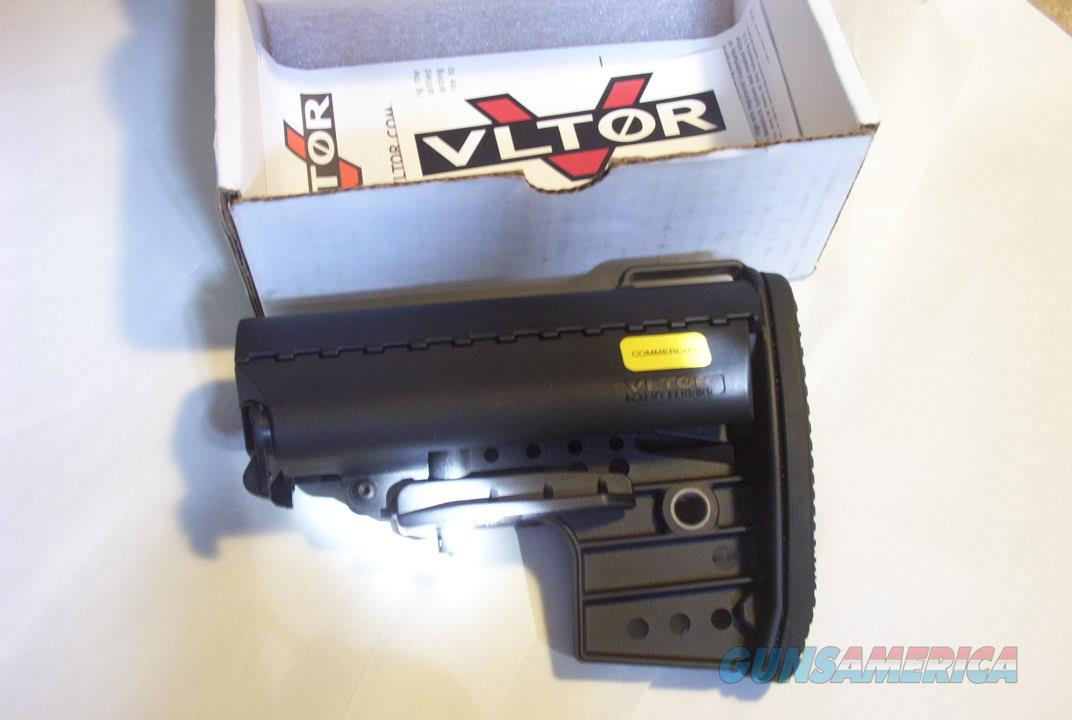 Vltor IMOD CLUBFOOT AIB-CCB AR15 Comm tube New In Box Black  Non-Guns > Gun Parts > Stocks > Polymer