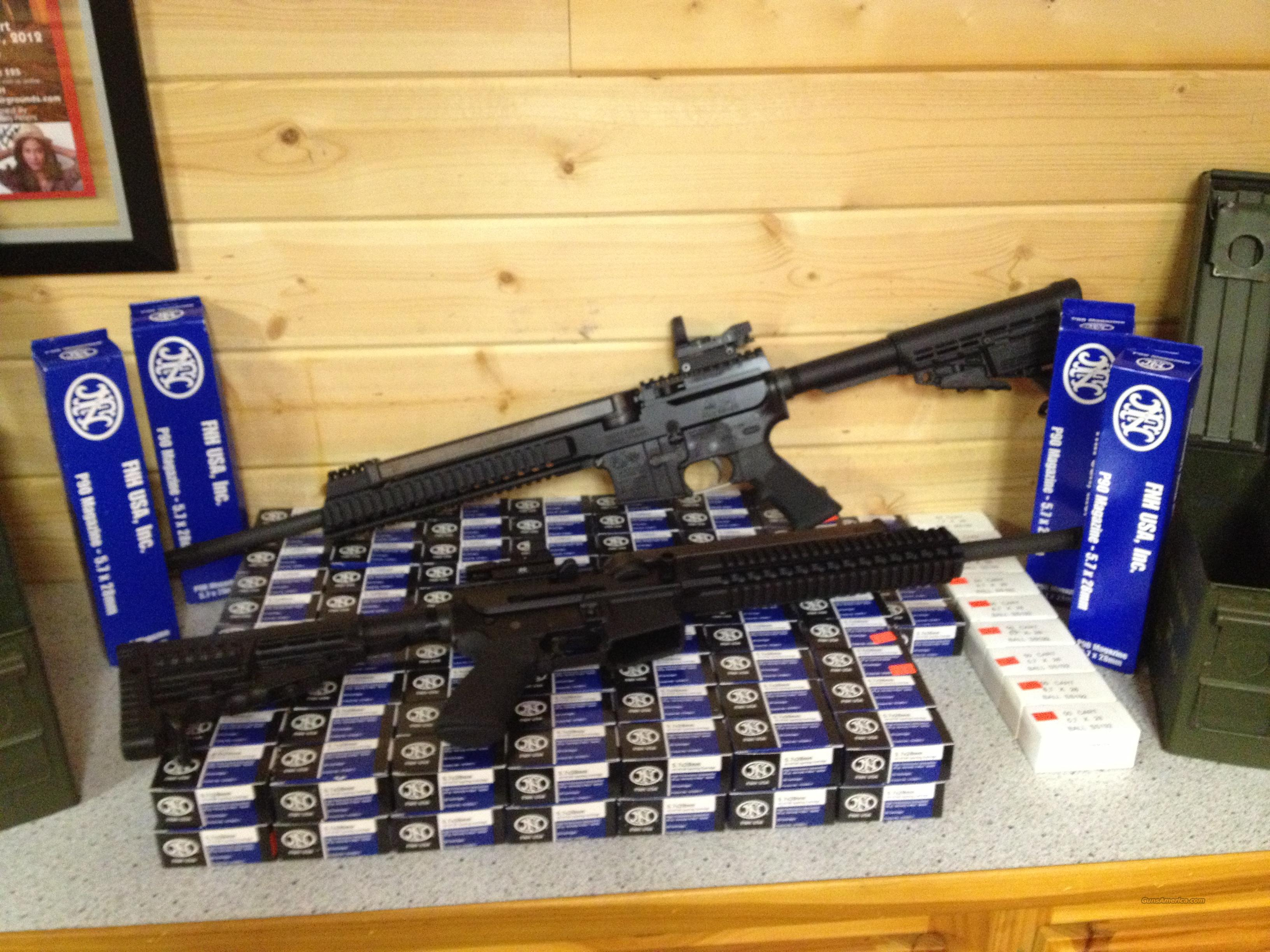 5.7 x 28 Ammo  Guns > Rifles > FNH - Fabrique Nationale (FN) Rifles > Semi-auto > Other