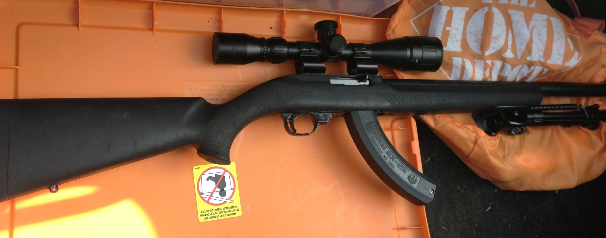 ruger 10 22 tactical modle w/extras  Guns > Rifles > Ruger Rifles > 10-22