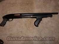 Mossberg 500 Cruiser, pump shotgun, 12G  Guns > Shotguns > Mossberg Shotguns > Pump > Tactical