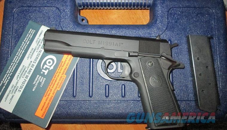COLT GOVERNMENT MDL.1991A1  .45ACP  Guns > Pistols > Colt Automatic Pistols (1911 & Var)