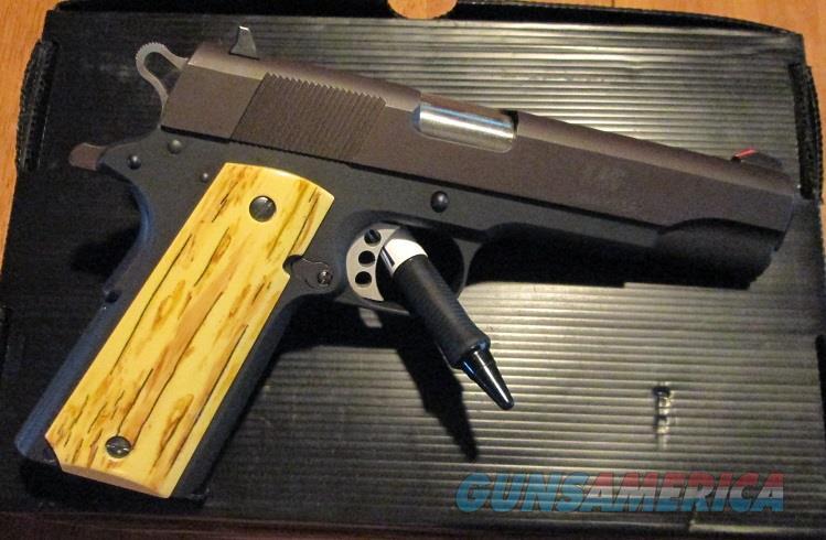 BROLIN ARMS 1911 45ACP MATCH BBL./TRIGGER  Guns > Pistols > 1911 Pistol Copies (non-Colt)