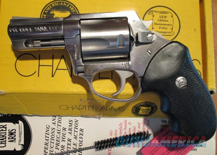 CHARTER ARMS PIT BULL 9mm FED.RIMMED  Guns > Pistols > Charter Arms Revolvers