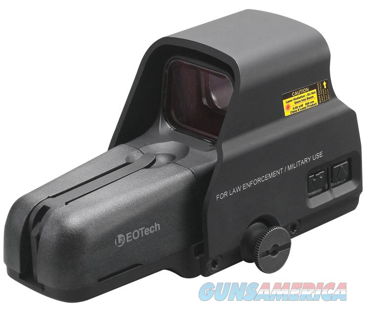 EO Tech 517.A65 Black Holographic Weapon Sight W/ Fog Proof Internal Optics  Non-Guns > Scopes/Mounts/Rings & Optics > Tactical Scopes > Red Dot