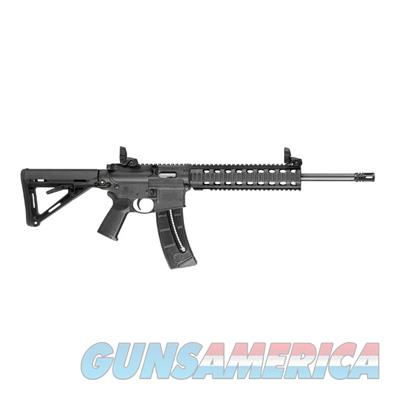 S&W M&P15-22 MOE Rifle - Magpul® Sights, Stock and Grip  Guns > Rifles > Smith & Wesson Rifles > M&P