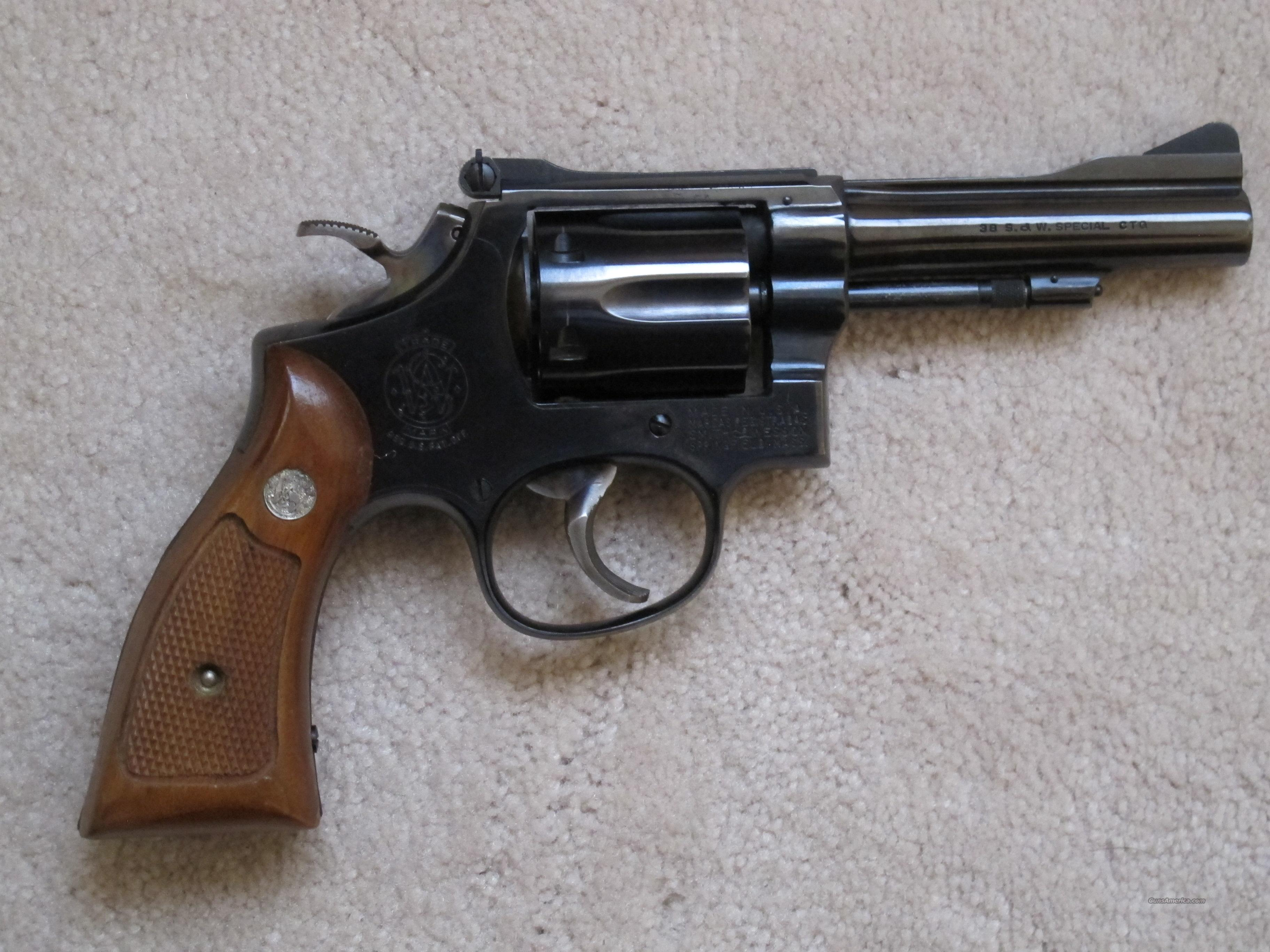 Smith and Wesson model 15-2  Guns > Pistols > Smith & Wesson Revolvers > Full Frame Revolver